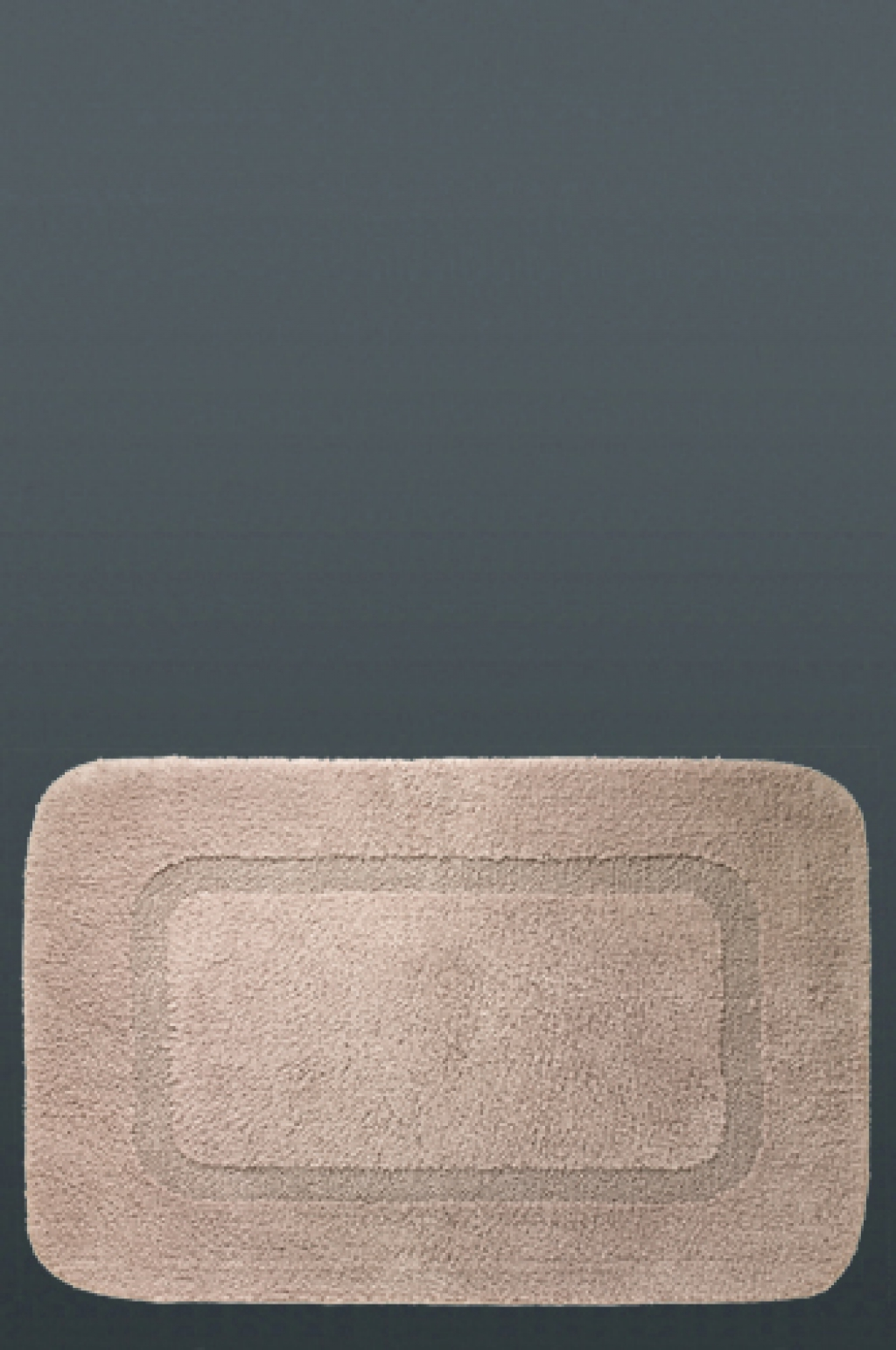 Sealskin  Cotton Nova Toiletmat: 60 x 45 cm