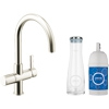 GROHE BLUE PURE STARTERKIT STL